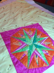 Compass - Quilting 01