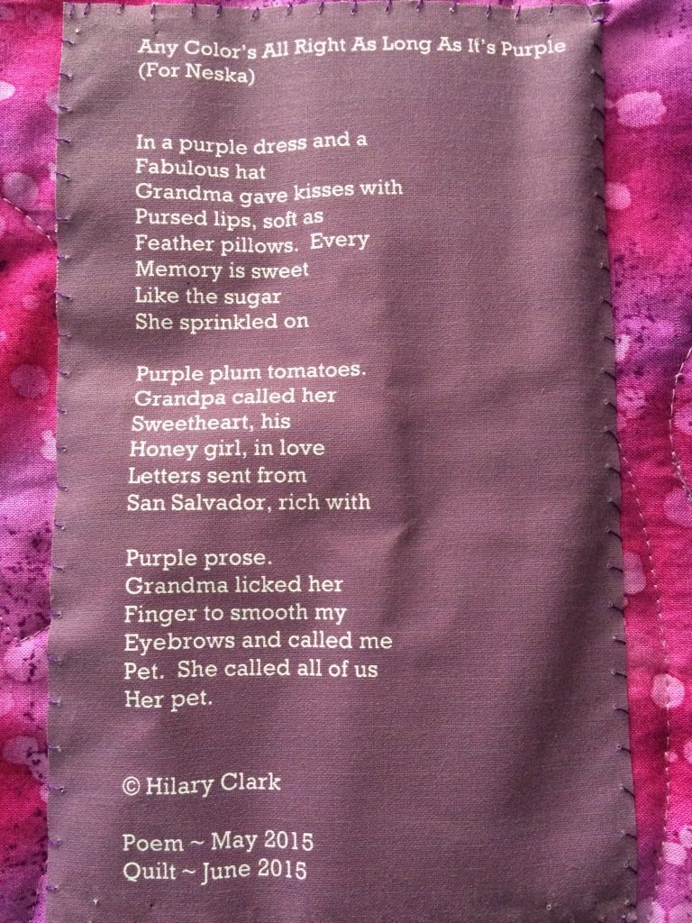 Any Color - Neska - Poem