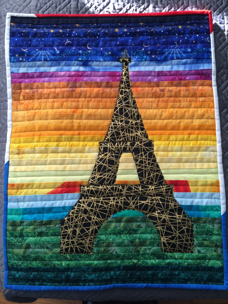 Paris - Finished