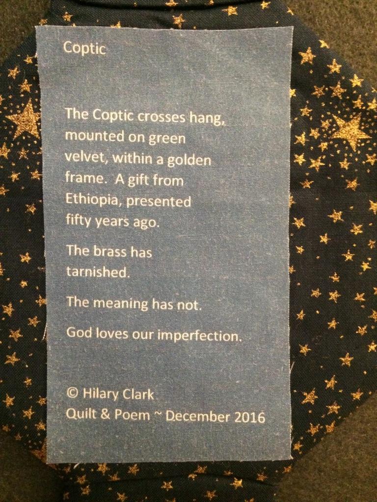 Coptic - Poem