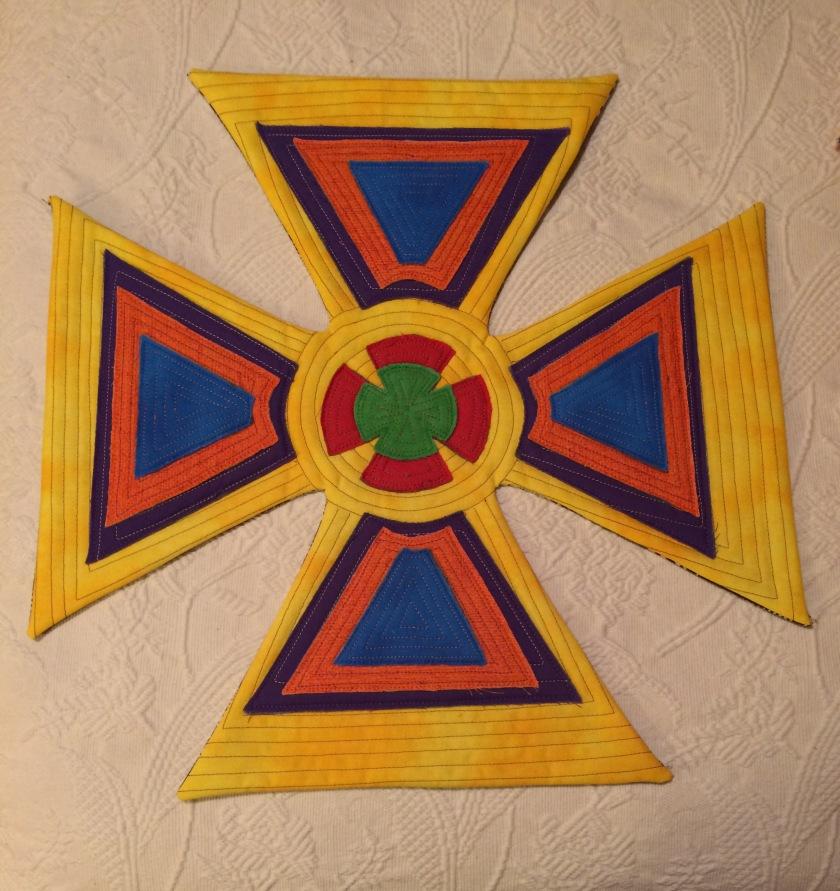 Iron Cross (Hot Cross 8)